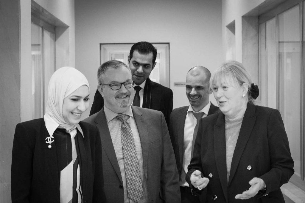 British Ambassador visits GBA