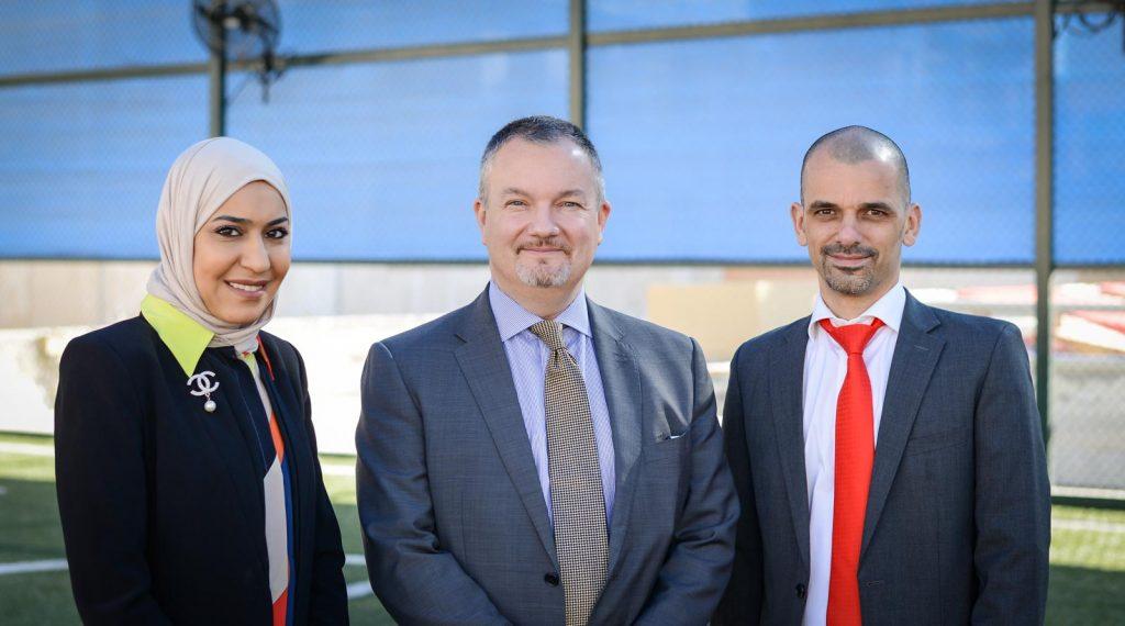 British Ambassador meets GBA team