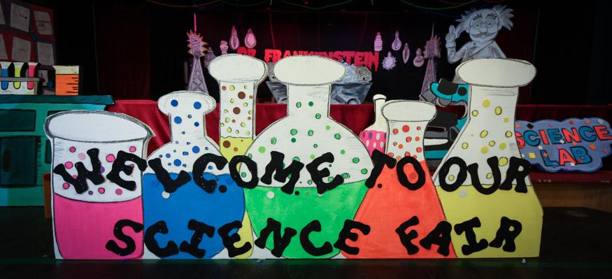 Science and Maths Week banner - Gulf British Academy