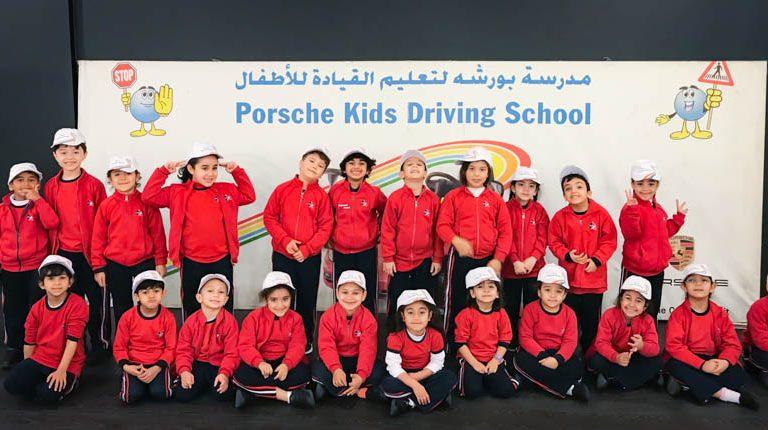 Road Safety at Gulf British Academy