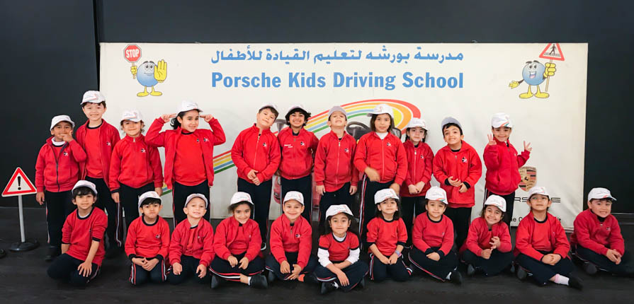 Road Safety at Gulf British Academy