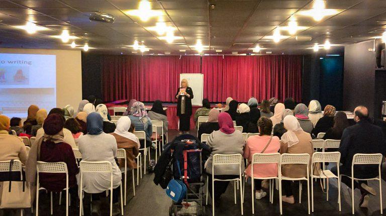 EYFS parent workshops at Gulf British Academy