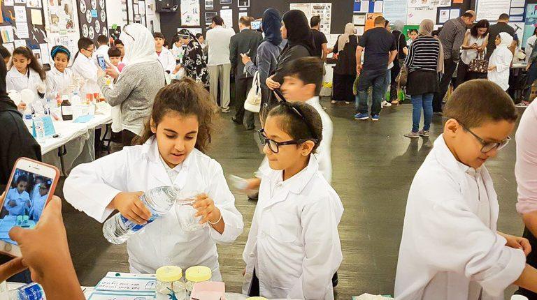 Science Fair 2018 - Gulf British Academy