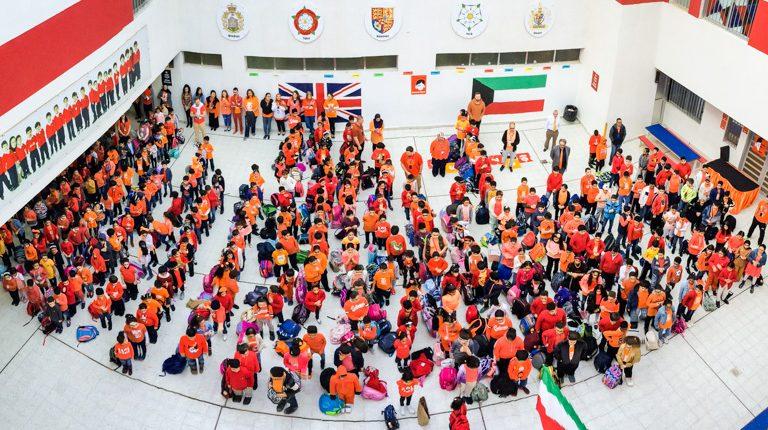Anti-Bullying Orange Day - Gulf British Academy