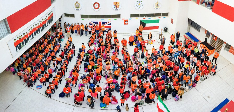 Anti-Bullying Orange Day - Gulf British Academy