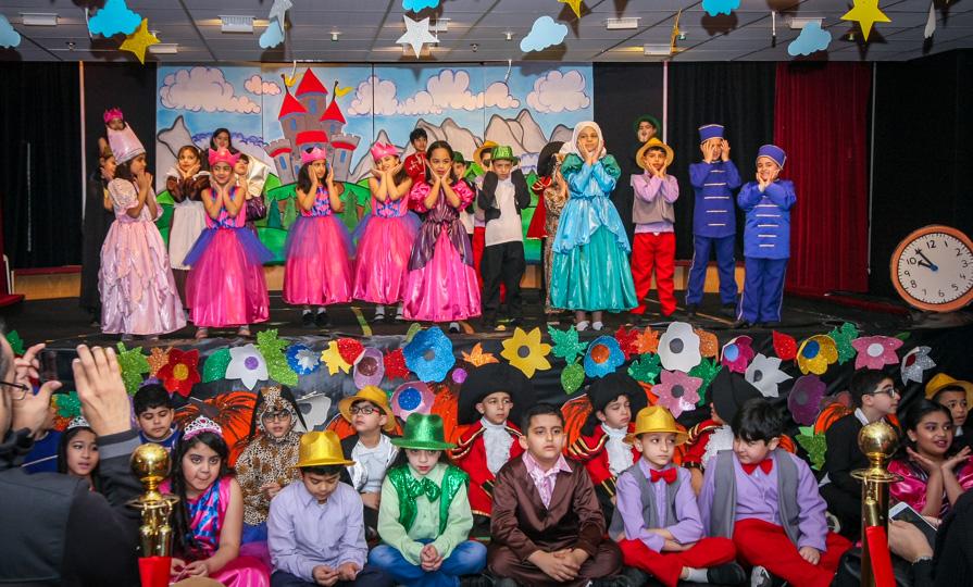 Year 3 Production – Cinderella and Rockerfella