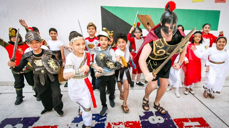 Year 3 Romans Dress-Up Day