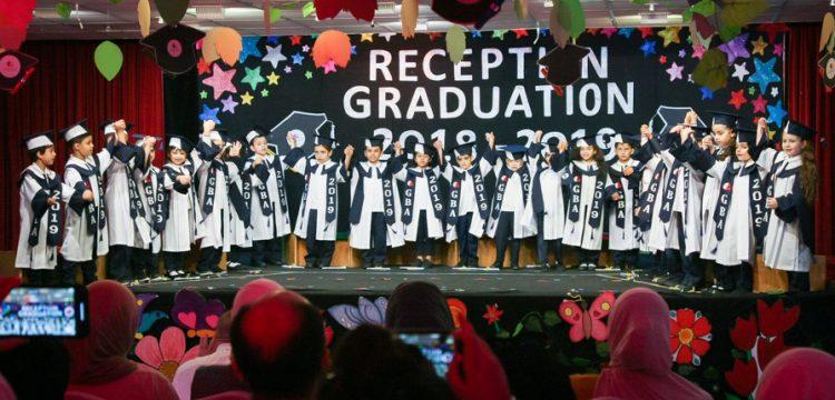 Reception Graduation 2019