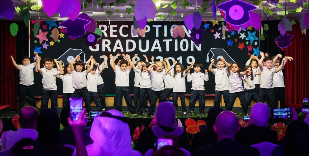 Reception Graduation 2019