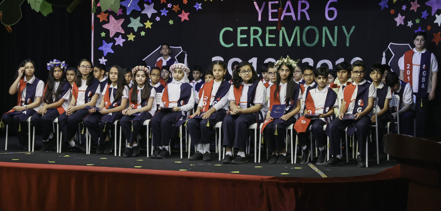 Year 6 Graduation Ceremony 2019