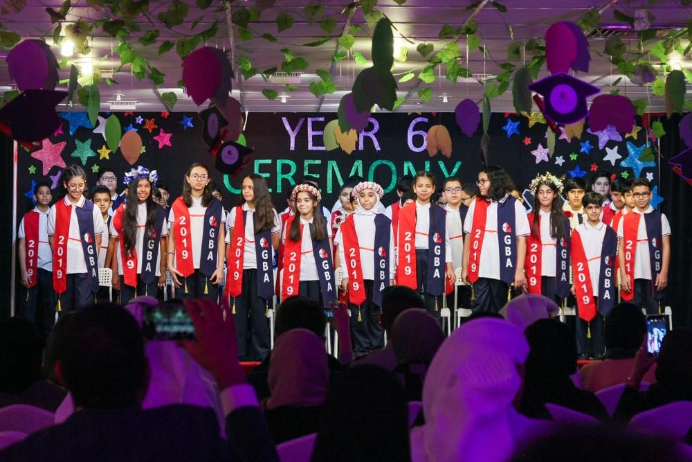 Year 6 Graduation 2019