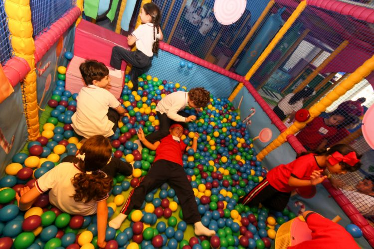 GBA Year 1 soft-play trip