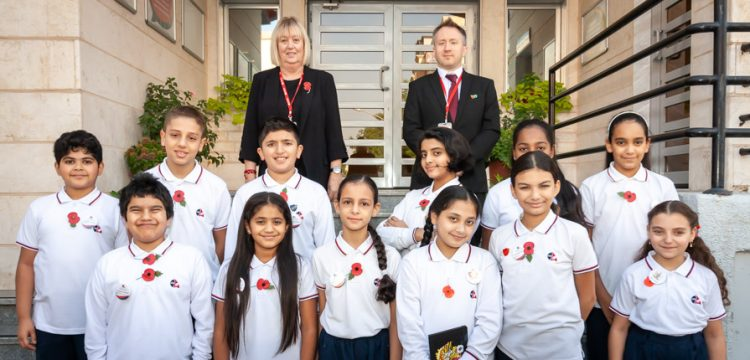 Remembrance Day 2019 - Gulf British Academy