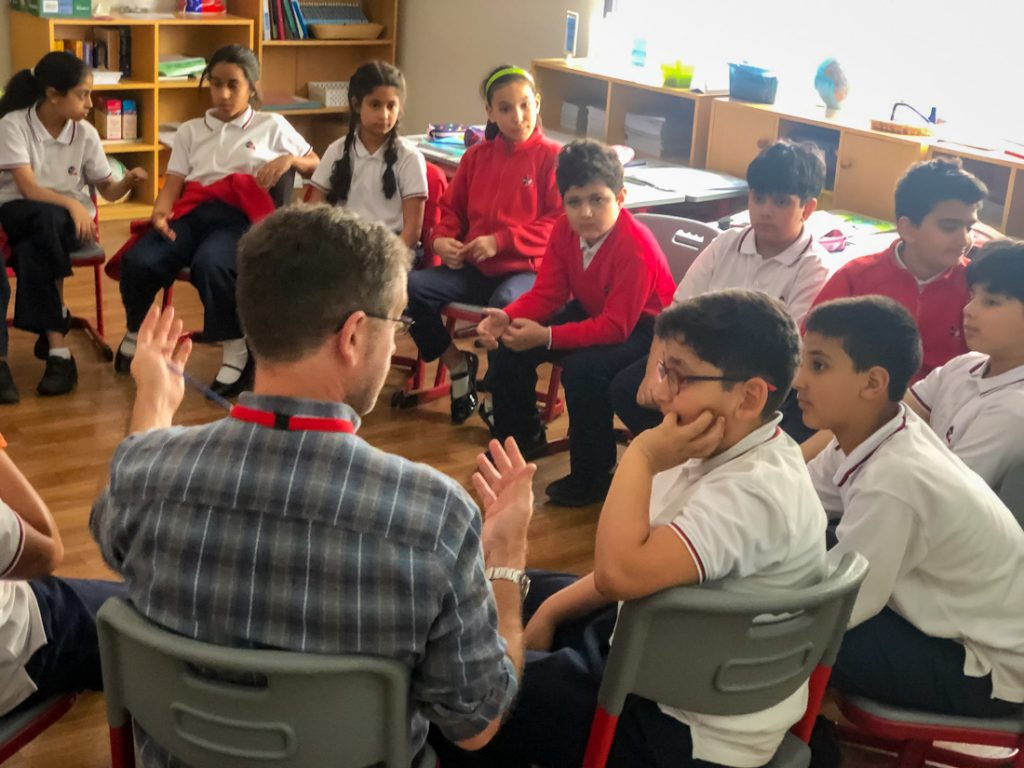 P4C in the classroom