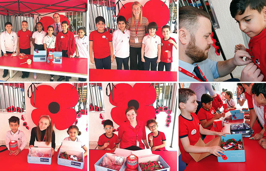 Remembrance Day 2019 Poppy Appeal