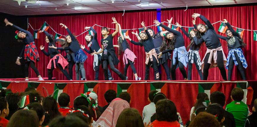Kuwait National Day - Dance Academy